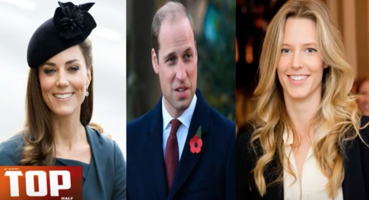 Kate Middleton, Prince William, Olivia Hunt