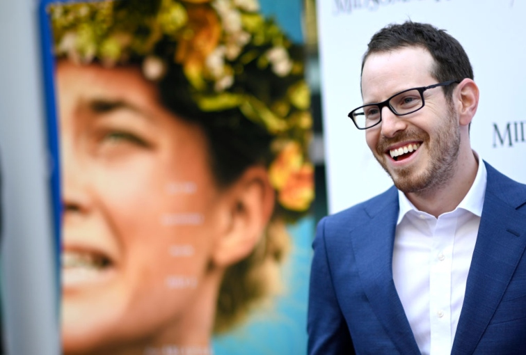 Ari Aster, director of 'Midsommar'.
