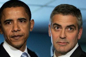 Are Barack Obama and George Clooney Friends?
