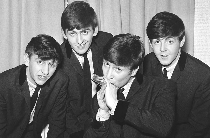 The Beatles 1962