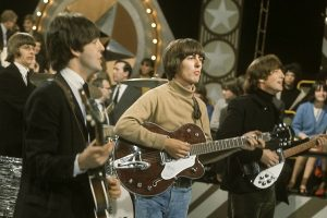 Why Paul McCartney Played the 'Taxman' Guitar Solo Instead of George Harrison