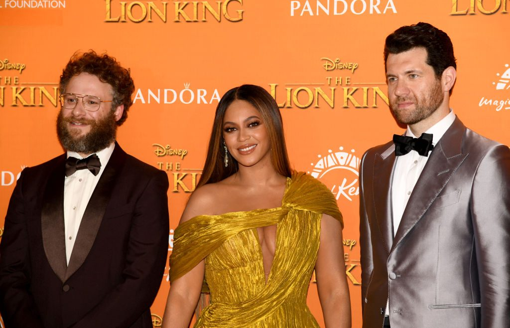 Billy Eichner on meeting Prince Harry Meghan Markle