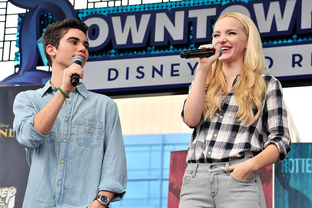 Cameron Boyce and Dove Cameron touching tribute following death of Descendants co-star