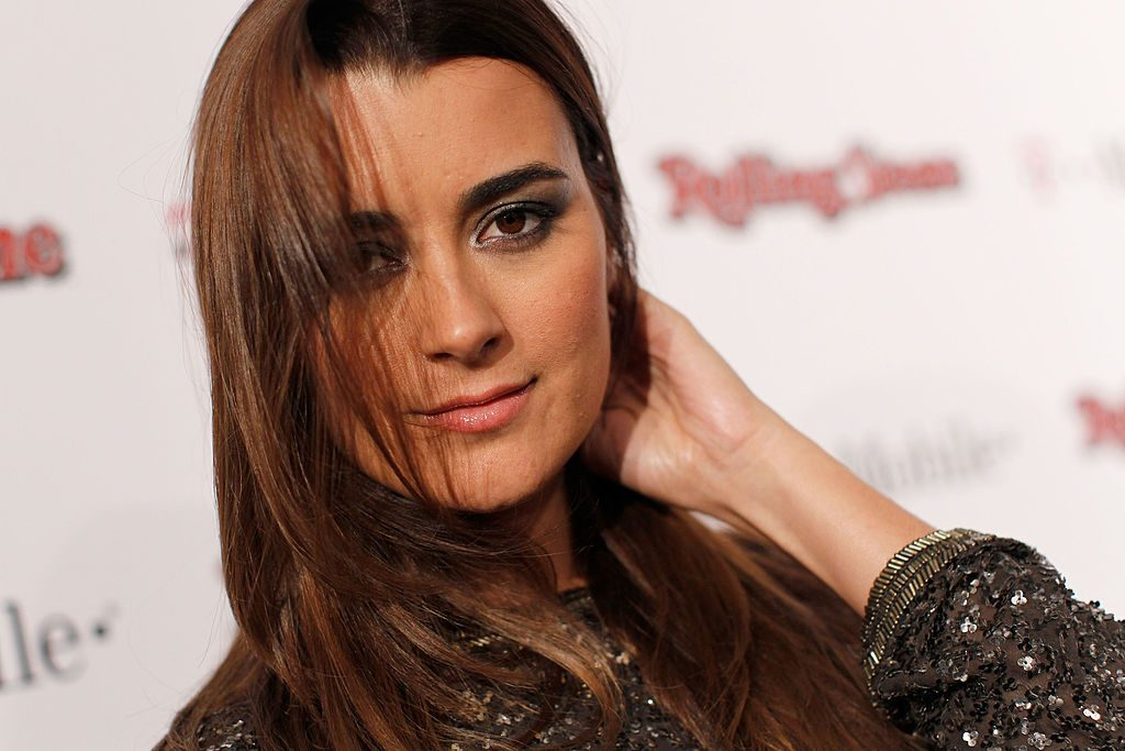 Cote de Pablo |  Christopher Polk/Getty Images for Rolling Stone
