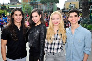 Dove Cameron Reveals How her 'Descendants' Co-stars Helped Her Cope With Cameron Boyce's Death