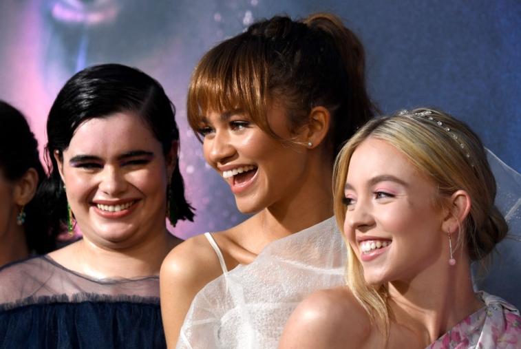 Cast members of 'Euphoria'