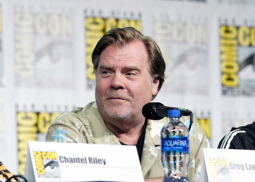 Wynonna Earp Panel at SDCC -- Greg Lawson