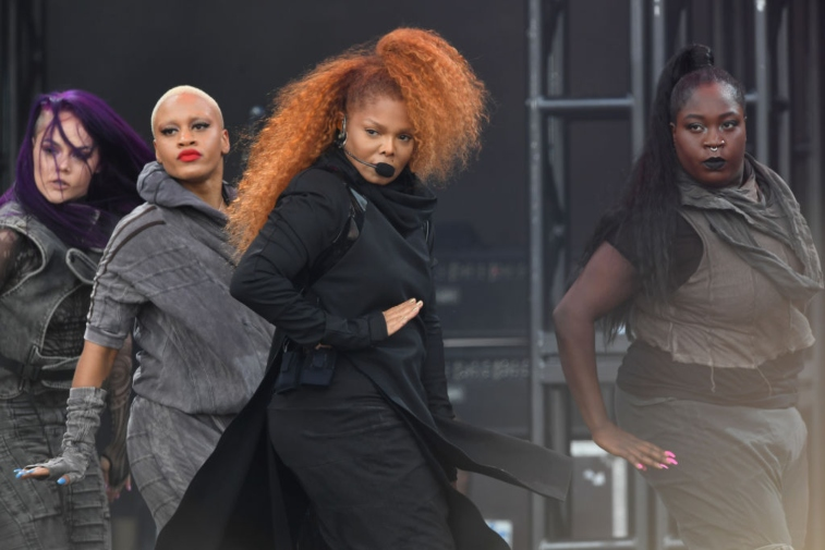 Janet Jackson & 50 Cent to Perform in Saudi Arabia After