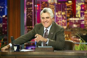 Jay Leno Joins 'America's Got Talent' and Really Feels For These Contestants
