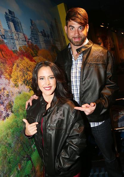 Jenelle and David