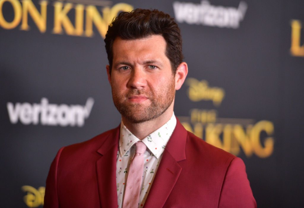 Billy Eichner attends the premiere of Disney's The Lion King at Dolby Theatre on July 09, 2019 in Hollywood, California.