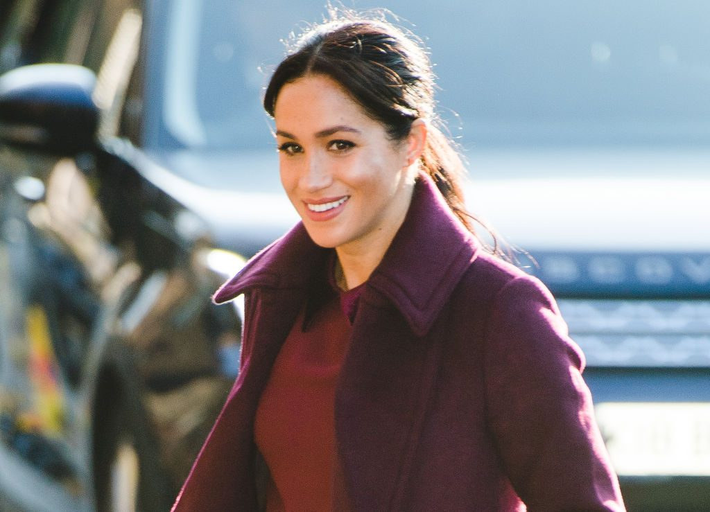 Meghan Markle grew up on married with children set