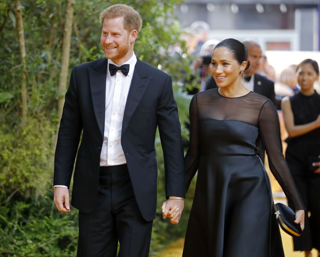 Prince Harry Meghan Markle happiness priority