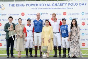 Did Prince William Snub Prince Harry in This Polo Match Moment Caught on Video?