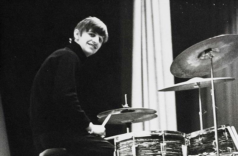 Beatle Ringo Starr in 1963
