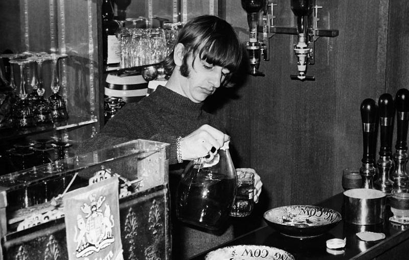 Beatles Ringo Starr