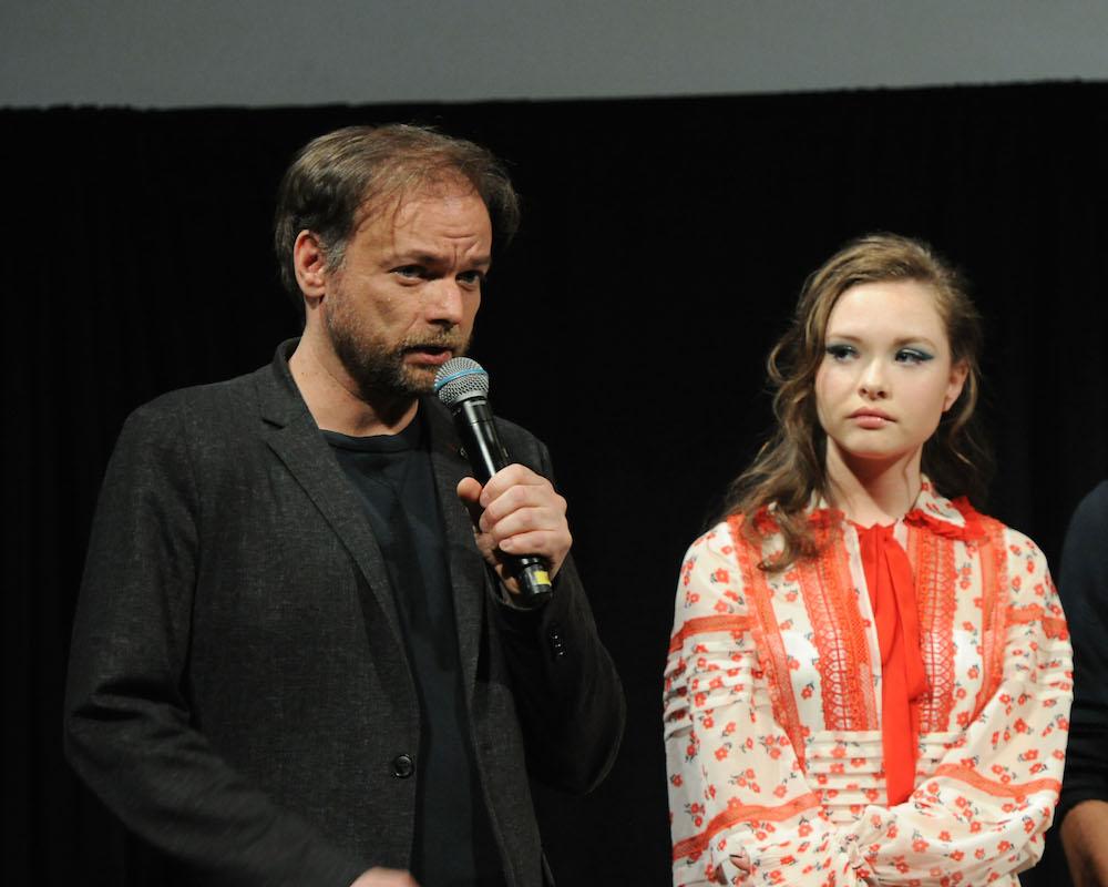 Zoe Margaret Colletti and Andre Ovredal
