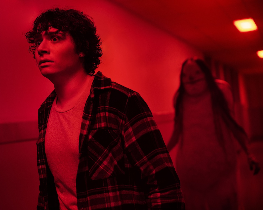 Austin Zajur in Scary Stories to Tell in the Dark