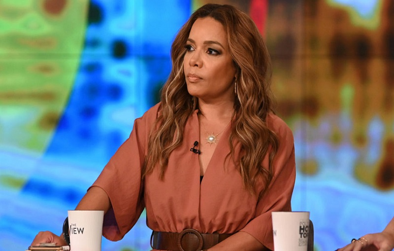 sunny hostin the view
