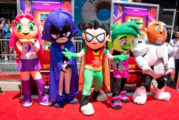 Teen Titans Go! characters