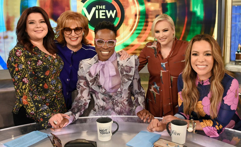 The View says everyone's coming back despite rumor of Meghan McCain's departure