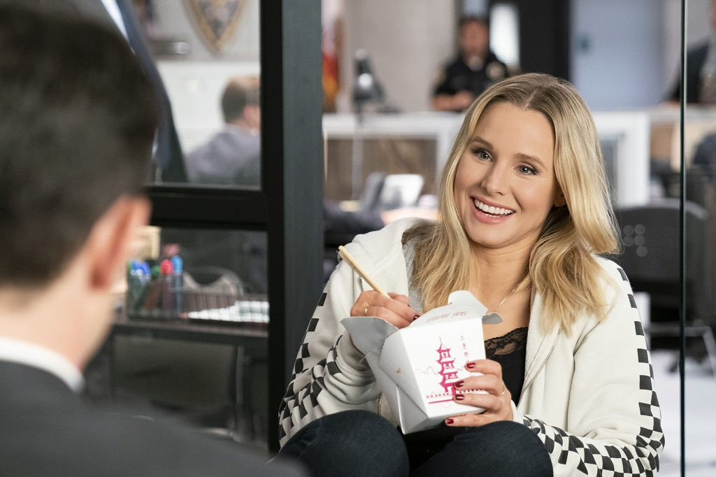 Veronica Mars Kristen Bell Describes What Stunned Her