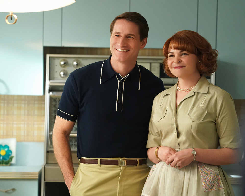 Sam Jaeger and Ginnifer Goodwin in Why Women Kill