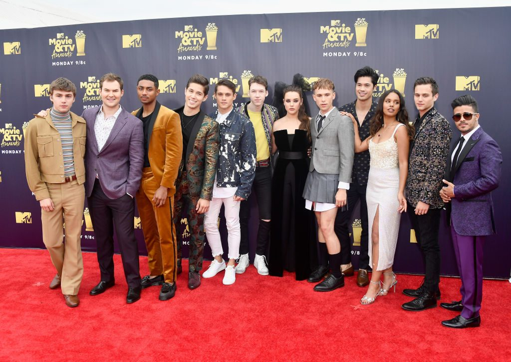 13 Reasons Why cast