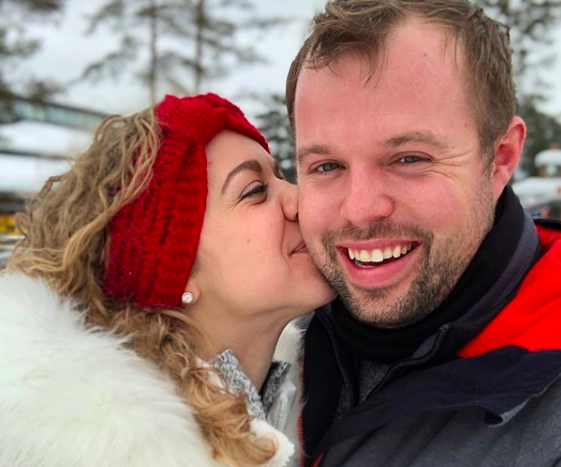 'Counting On' stars Abbie Grace Burnett and John David Duggar