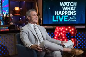 Could Donald Trump Be the Reason Why Andy Cohen Has to Find a New Gym?