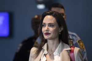 'Maleficent's' Angelina Jolie Says the World Needs More 'Wicked Women'
