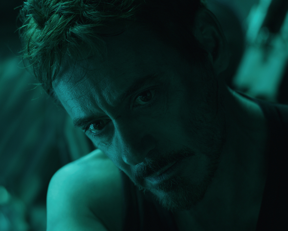 Robert Downey Jr. in Avengers: Endgame