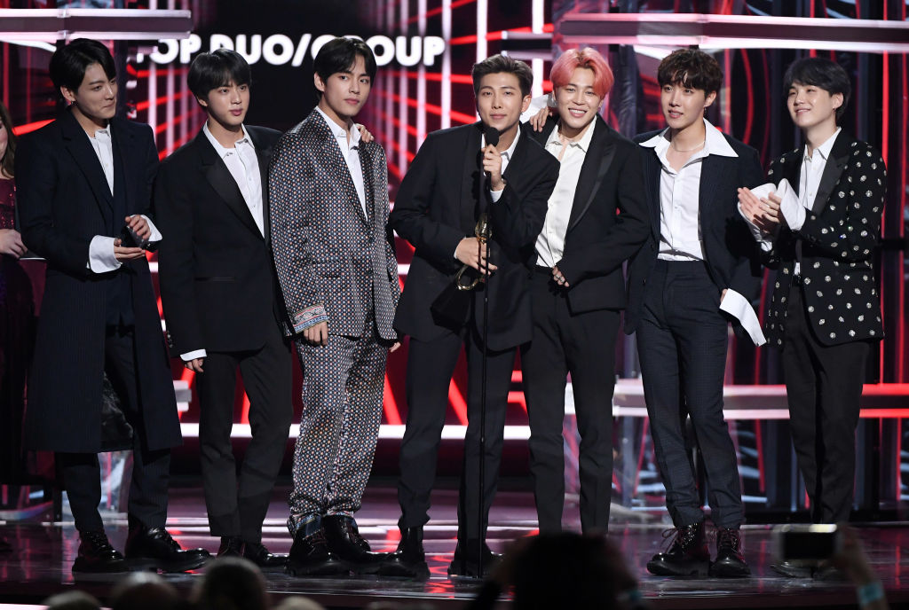 BTS to take 'extended period of rest and relaxation'