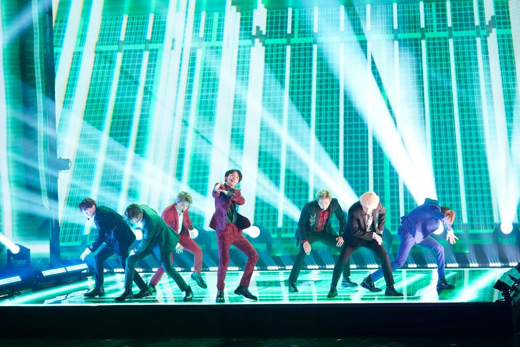 BTS concert tickets