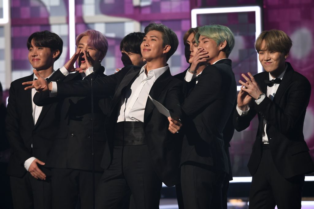 Best K-pop MTV VMA's