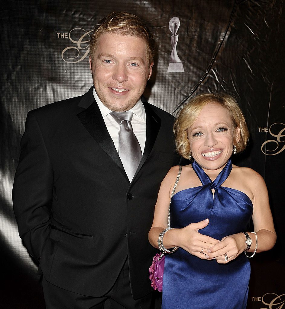 'The Little Couple' Bill Klein and Jen Arnold