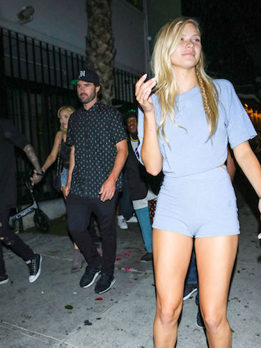 Brody Jenner Josie Canseco