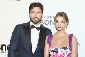 How Does Brody Jenner Really Feel About That Kaitlynn Carter and Miley Cyrus Kiss?