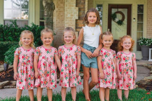 'OutDaughtered': Riley Busby's Kindergarten Teacher Said Riley's Doing Great in Her New Class