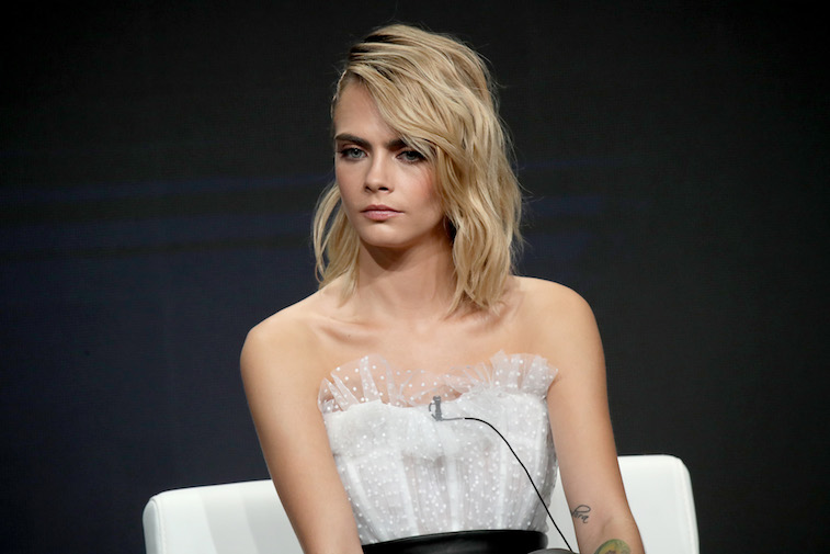 Who Is Cara Delevigne Dating Now