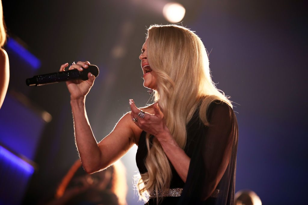 Carrie Underwood | Rich Fury/ACMA2019/Getty Images for ACM