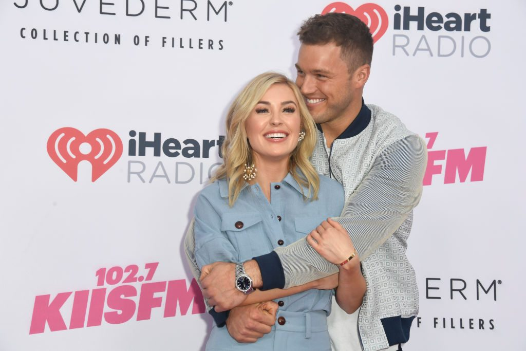 Cassie Randolph and Colton Underwood | Frazer Harrison/Getty Images