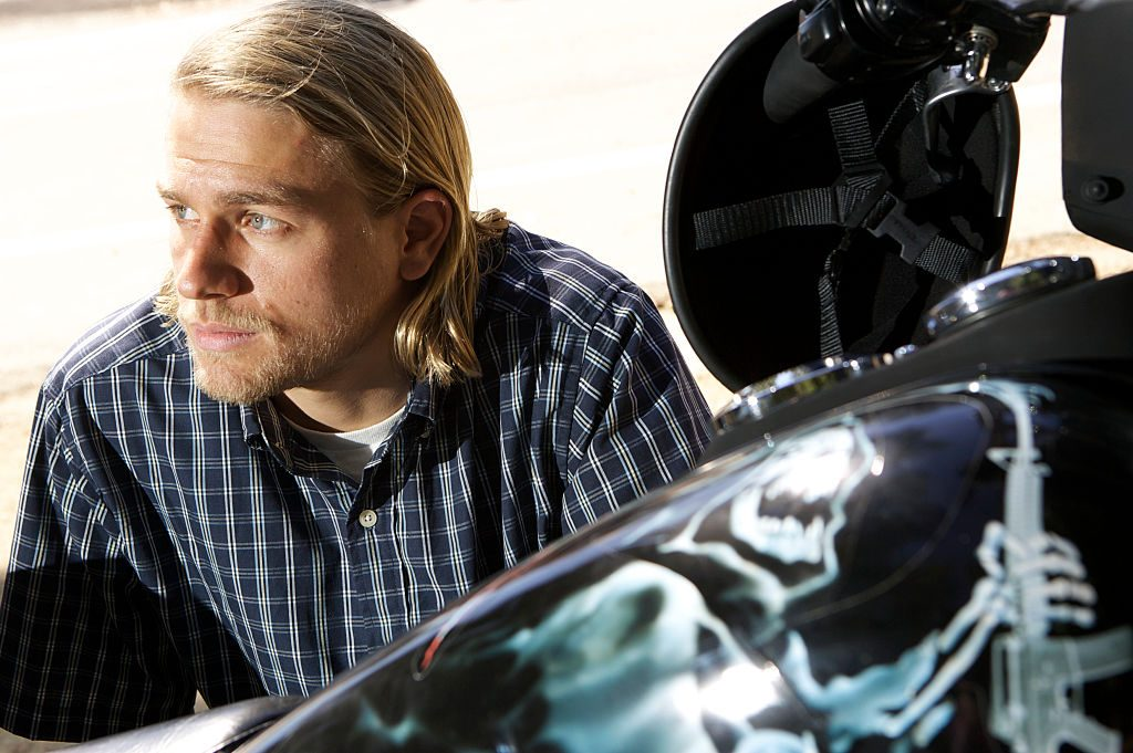 Charlie Hunnam of 'Sons of Anarchy' | Don Kelsen/Los Angeles Times via Getty Images