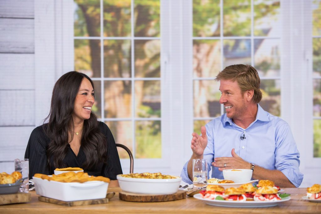 Chip and Joanna Gaines   Nathan Congleton/NBC/NBCU Photo Bank via Getty Images