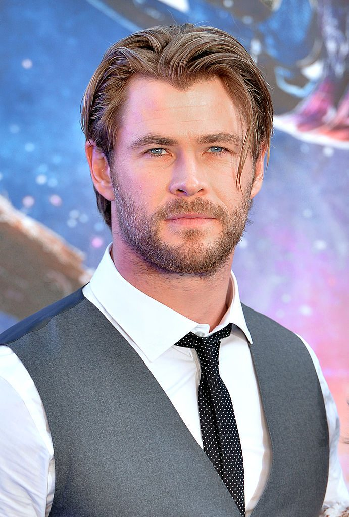Chris Hemsworth of upcoming film 'Thor: Love and Thunder'