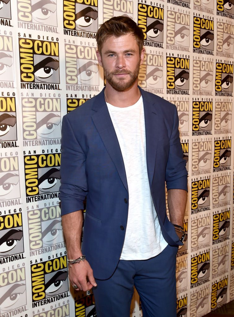 MCU star Chris Hemsworth
