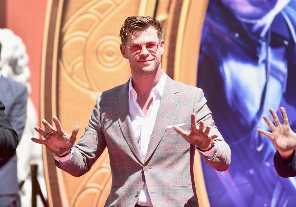 How Much Longer Is Chris Hemsworth's Contract With Marvel?