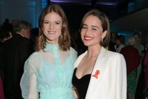'Game of Thrones' Stars Emilia Clarke and Rose Leslie Just Went on Vacation Together