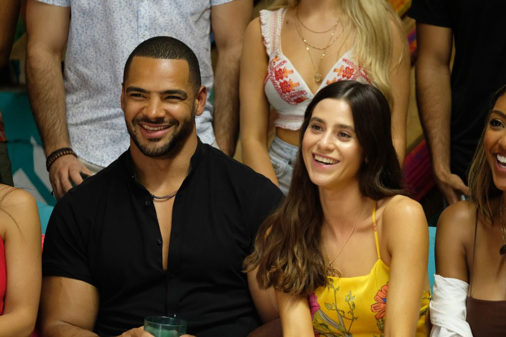 Clay Harbor and Jane Averbukh on 'Bachelor in Paradise'