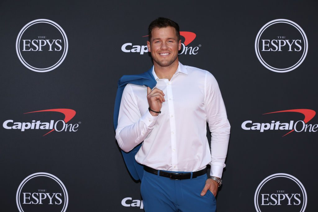 Colton Underwood | Phillip Faraone/FilmMagic